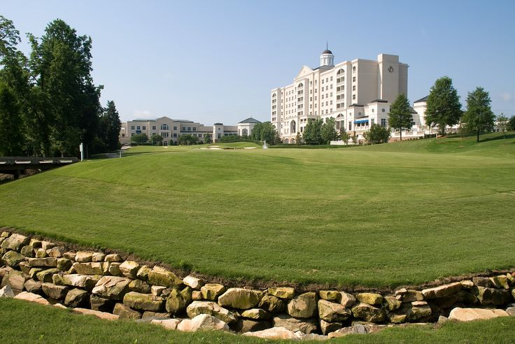 Golf Club at Ballantyne Hotel Charlotte NC https://www.theballantynehotel.com/golf/