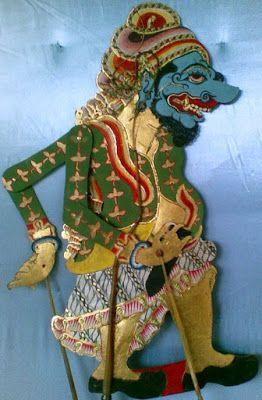 Wayang Kulit Batara Yamadipati