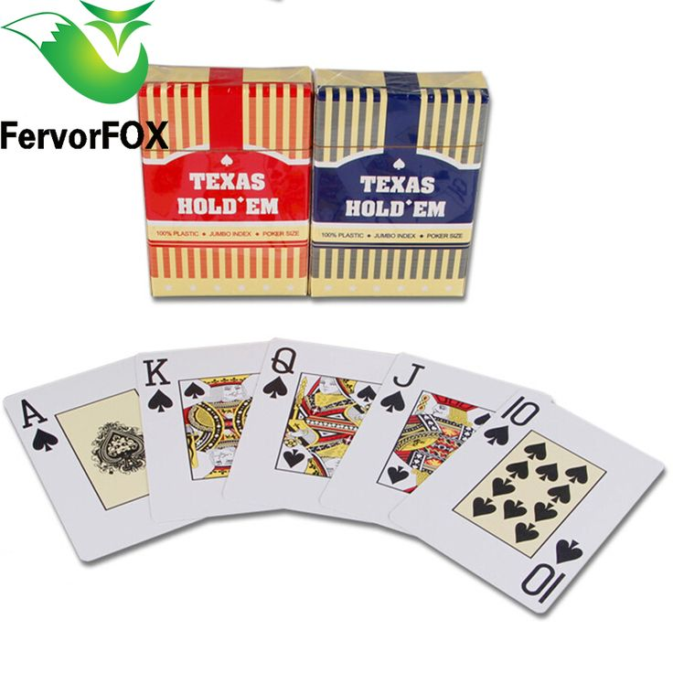 BUY now 4 XMAS n NY!  2 Sets/Lot Baccarat Texas Hold'em Plastic Playing Cards Waterproof Frosting Poker Card Pokerstar Board Game 2.48*3.46 inch -- Detailed information can be found on AliExpress website by clicking on the image