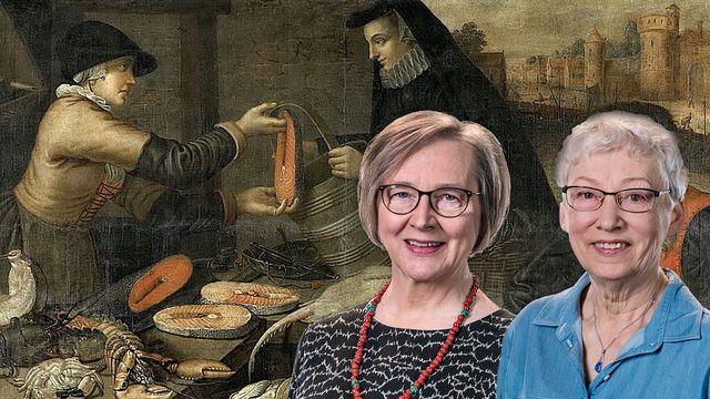 Varför står det så lite skrivet om kvinnor i historieböckerna? När man läser svenska historiebeskrivningar kan man få intryck av att kvinnor inte gjort så mycket. Men kvinnor har varit aktiva i samhällsutvecklingen och jobbat med samma saker som män. Här får vi höra om kvinnor som reste runstenar på vikingatiden, arbetade på 1500-talet och influerade akademin under 1800-talet. Journalisten Lina Thomsgård diskuterar strategier och metoder för att synliggöra kvinnor som hamnat i skymundan.
