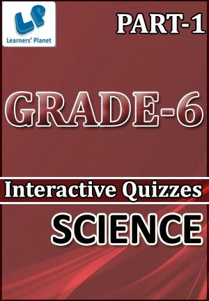 6-SCIENCE-PART-1 Interactive quizzes & worksheets on Form & movement in animals, Fun with magnet, Garbage in, Garbage out and Food-Where does it come from for grade-6 CBSE Science students. Total Questions : 240+ Pattern of questions : Multiple Choice Questions   PRICE :- RS.61.00