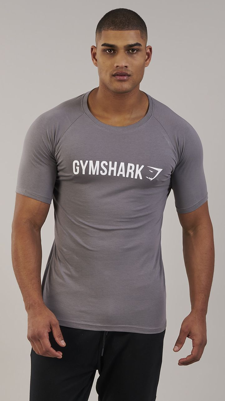 c4f2c5af4 With its statement design and improved relaxed fit, the Gymshark Apollo T- Shirt is an iconic and classic men's gym shirt. Coming soon in Slate Grey.