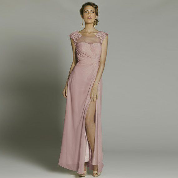1000+ Ideas About Dusty Pink Dresses On Pinterest