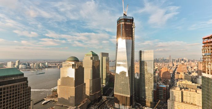 One World Trade Center, New York, NY, United States. Tishman Construction Corporation, an AECOM company, is serving as Construction Manager for One World Trade Center, the tallest building in the United States.