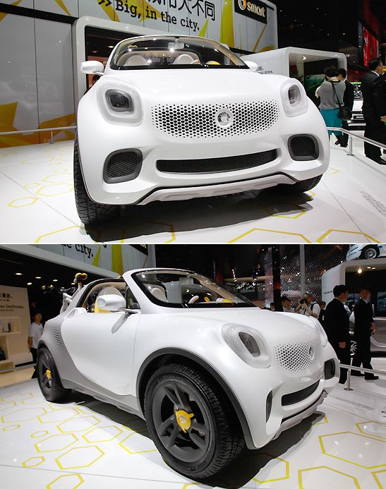 """Benz Smart """"For-us"""""""