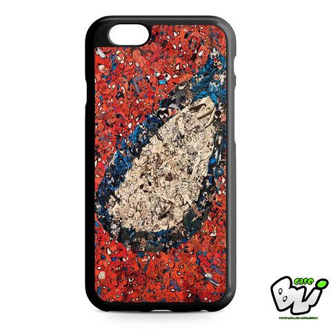 Marvel Comic Spiderman iPhone 6 Case | iPhone 6S Case