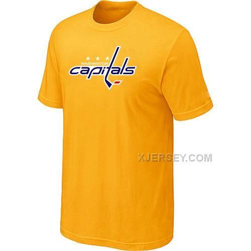 http://www.xjersey.com/washington-capitals-big-tall-logo-yellow-t-shirt.html WASHINGTON CAPITALS BIG & TALL LOGO YELLOW T SHIRT Only $27.00 , Free Shipping!