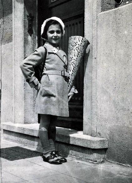 Margot Frank, mid-1930s.