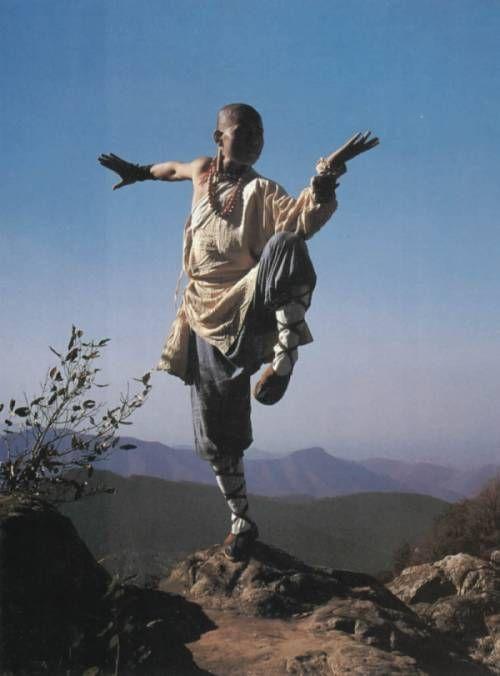 Shaolin GongFu Stance