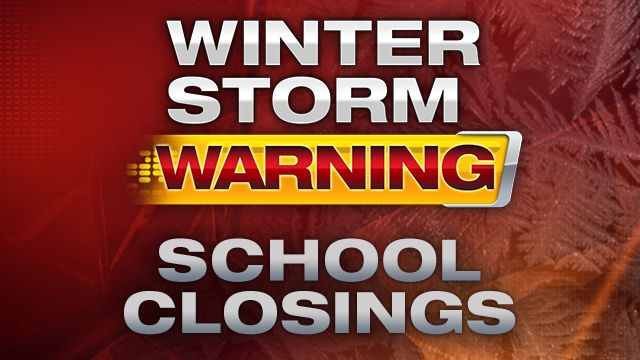Houston-area school closings, delays and cancellations | News  - Home