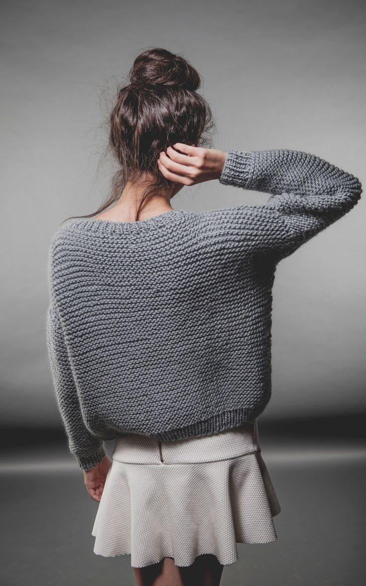 Classic Sweater - Buy Wool, Needles & Yarn Jerseys - Buy Wool, Needles & Yarn Kits de tejer | WE ARE KNITTERS
