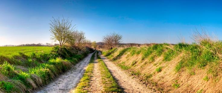 Chemin Baty du Pirou