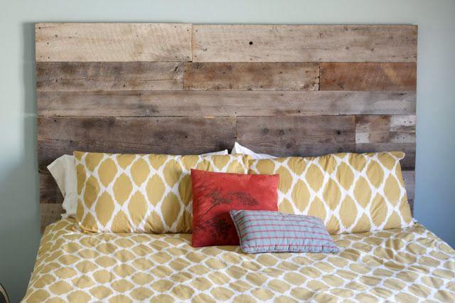 20 Best Beds Headboards Images On Pinterest: Best 25+ Reclaimed Wood Headboard Ideas On Pinterest