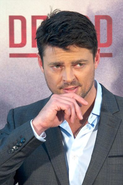 Karl Urban - Karl Urban Attends 'Dredd' Madrid Photocall Excellent amount of yum!