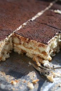 Antonínovo tiramisu s vanilkou