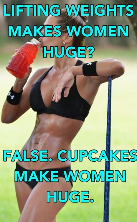 Get your facts straight ♥ #fitness #training