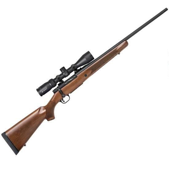 Mossberg Patriot Hunting Combo Bolt Action Rifle .308 Win...