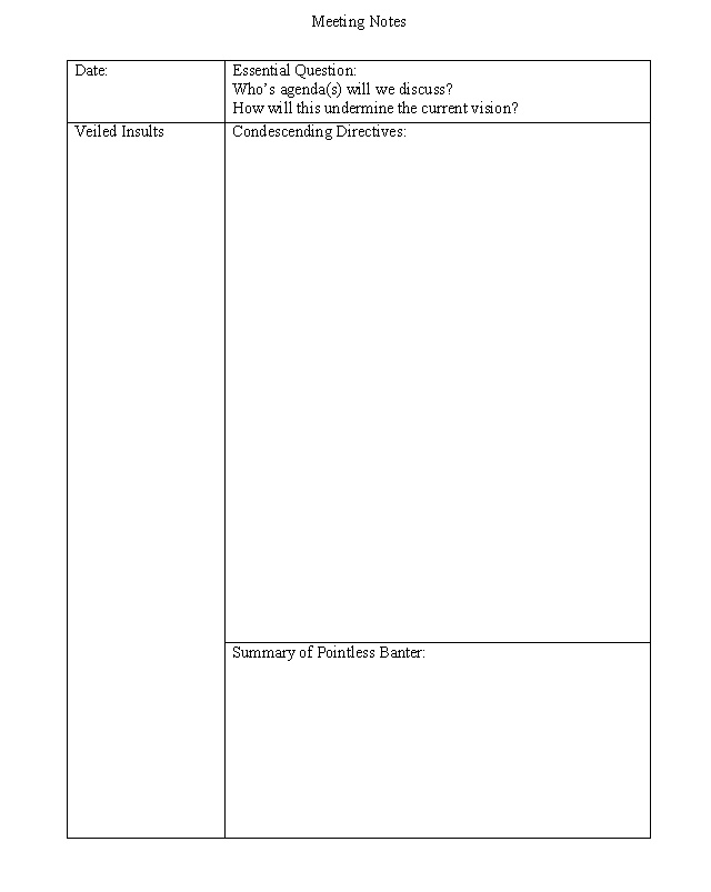 23 best School stuff images on Pinterest School, Board and - meeting summary template