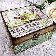 Krabičky - Čas na čaj - 5407865_