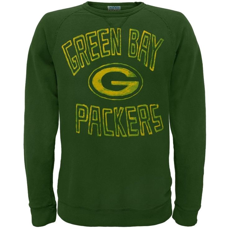 Green Bay Packers - Logo Crew Neck Sweatshirt