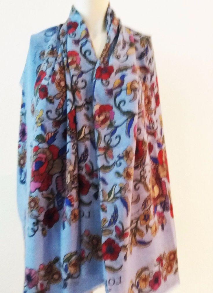 LOEWE Foulard Cashmere Schal Tuch Kaschmir neu 120 cm x 180 cm in Kleidung & Accessoires, Damen-Accessoires, Schals & Tücher   eBay