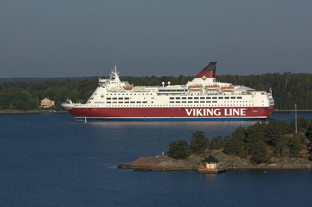 m/s Amorella, Viking Line by PP from Fin, via Flickr