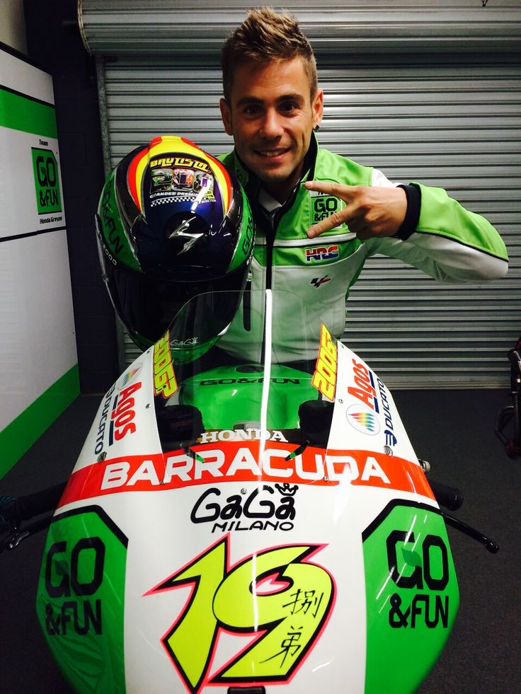 The 2014 Australian MotoGP is a very special one for our hero Álvaro Bautista: it's his 200th ever Grand Prix start.
