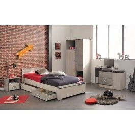 Parisot Hipster Bedroom Furniture Set 1