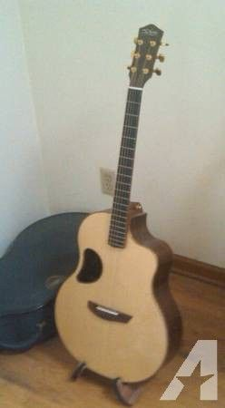 McPherson MG 3.5 Acoustic - Electric Guitar