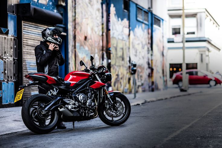 #birmingham Triumph Street Triple 765 range revealed  IT'S the bike that changed how we think about bikes, the naked middleweight that showed how much fun naked middleweights could be.