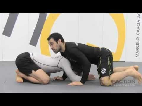 Marcelo Garcia - Anaconda Choke With 3 Variations