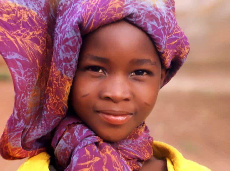 Bambina. Nanoro. Burkina Faso.
