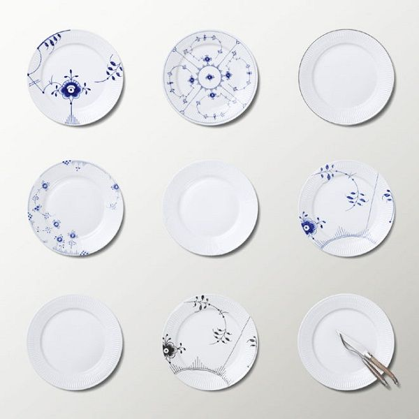 Royal Copenhagen -one of the most luxurious porcelain brands in the world.      http://splendidwillow.com/2012/11/01/royal-news/