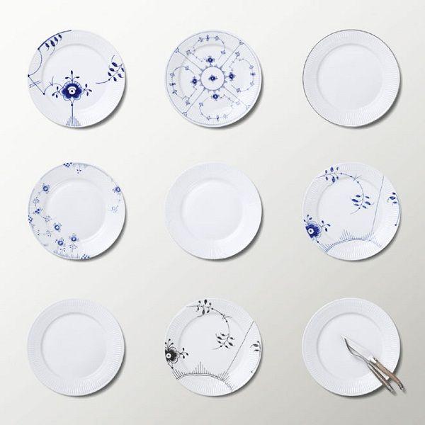 Royal Copenhagen -one of the most luxurious porcelain brands in the world.      http://splendidwillow.com/2012/11/01/royal-news/