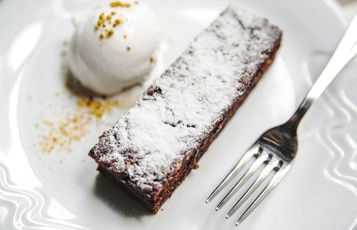 How to Green | Рецепт шоколадного кекса из цукини