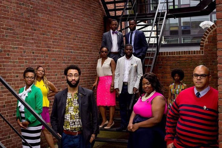 The newest Black School of Divinity Students at Yale University wearing our Freedom pins! They look like theyre about to drop a dope gospel mixtape too!   by @photographerriah