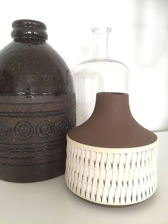 Tomas Anagrius/vase/signed/studio pottery/Sweden