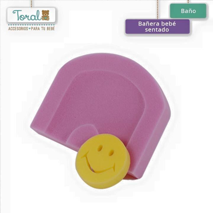 Nuestra bañera es ideal para bebés que ya se pueden sentar, proporcionándole a la mamá el confort de tener las manos libres mientras baña al pequeño ¡TORAL le da la bienvenida a la vida!