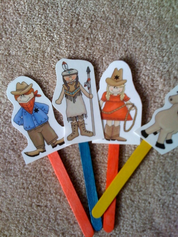 cowboy preschool theme 1000 images about thema idianen on 322