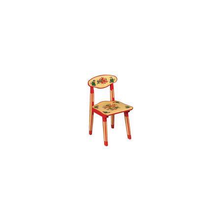 """- Стул """"Хохлома"""", высота 50 см  — 1982р. ----------------------- Очень важно, чтобы ребенок пользовался мебелью, подходящей для его возраста и роста. Детский стул """"Хохлома"""" имеет яркую расцветку и классический декор. Он прекрасно впишется в интерьер любой комнаты, изготовлен из высококачественных материалов, безопасных для детей. Правильный подбор детского стула обеспечит хорошую осанку, ваш ребенок будет меньше уставать и лучше воспринимать информацию.   Дополнительная информация…"""