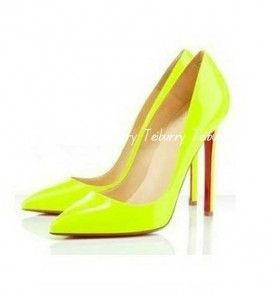 Yellow Pumps R731.50