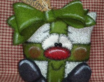 Pequeño patrón de lana cordero 175 patrón por GingerberryCreek