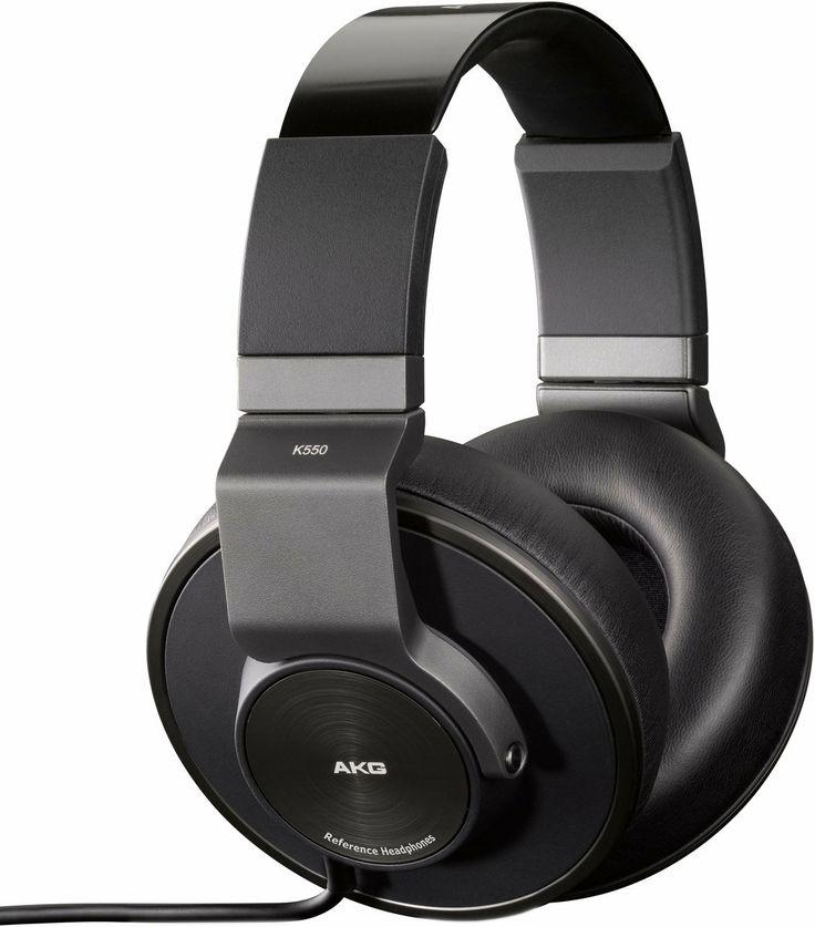 AKG K550 Casque Hi-Fi - Casques et écouteurs/Casques HI-FI
