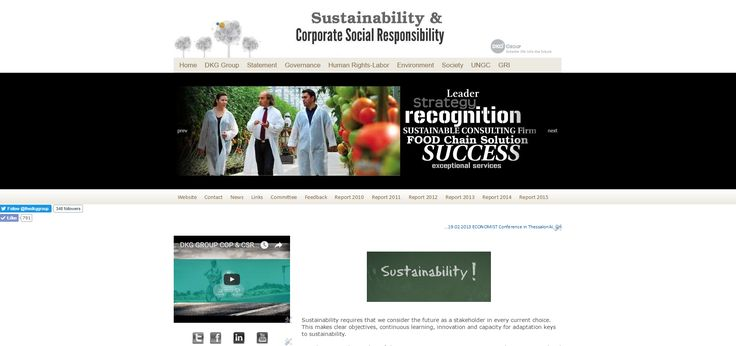 CSR (Website) - DKG Group