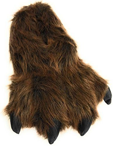 TMNT Splinter Costume Claw Brown Grizzly