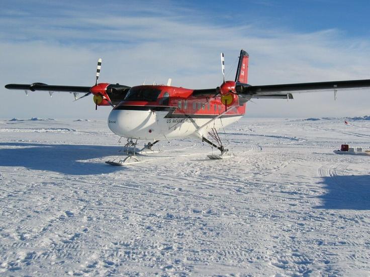Dehavilland Twin Otter on Skis Plane Pics Pinterest