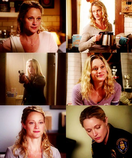 She is one of my favorite actresses. By watching The Fosters she has inspired me to do things I wouldn't normally do. Teri Polo is the best! ❤️