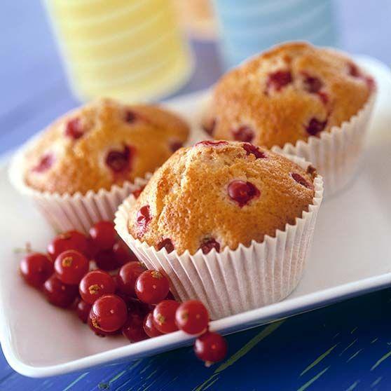 Rips- og solbærmuffins - Oppskrifter