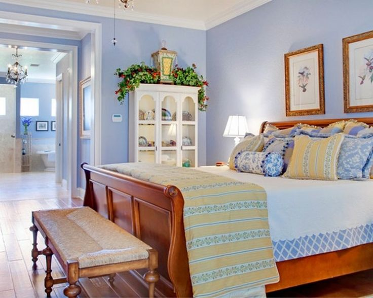 Beautiful <b>French</b> <b>Country</b> Bedding With <b>Blue And Yellow</b>: <b>French</b> <b>Country</b> ...