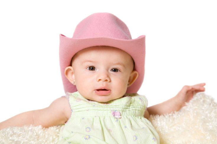 Western cowboy baby names